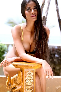 Poonam Pandey has once again raised the video