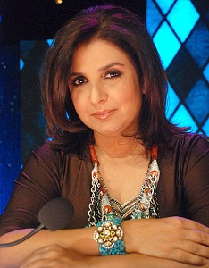 farah khan make a film without any famouse face