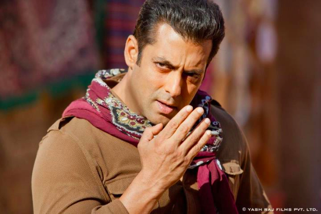 again salman became tiger