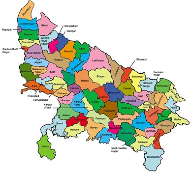 up politics reserved and minority seats analysis
