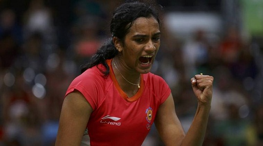 RIO OLYMPIC : PV Sindhu created quarterfinals