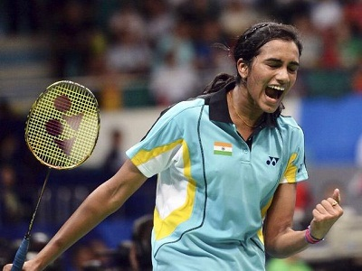 RIO OLYMPICS: PV Sindhu reached the semi-finals with victory