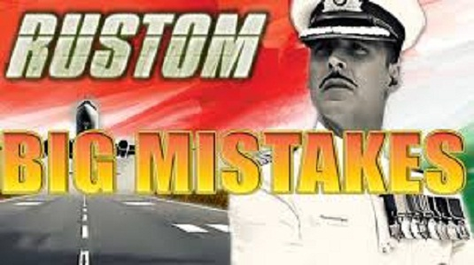 The film ' Rustom ' These errors resulted in Knowing, brethren are you?