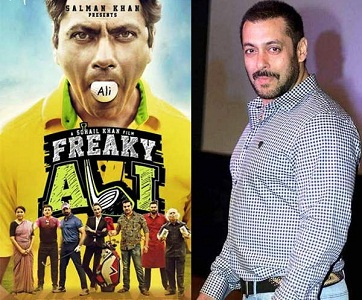 why salman khan says no to play lead in freaky ali