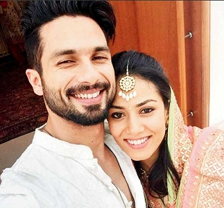 shahid kapoor and mira rajput are parents to a baby girl