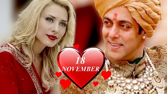 Salman Khan will marry on November 18