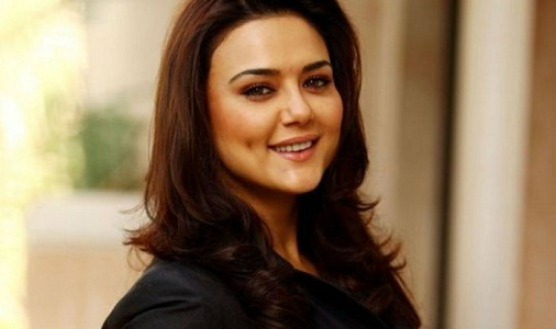 Preity Zinta's wedding photos were leaked , you will see