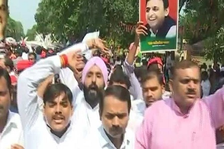 samajwadi party conflict story new part