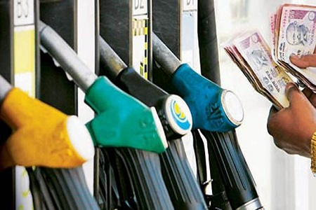 petrol-diesel price fall by modi govt