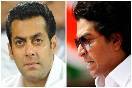 raj thakrey and salman khan cold war over pakistan actor issue