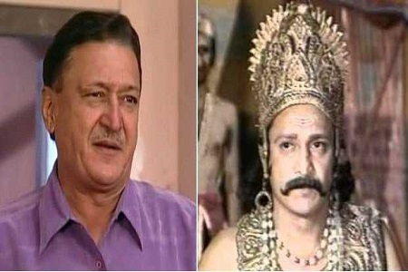 ramayan vibishan mukesh rawal is no more