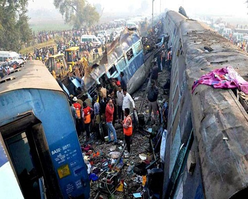 kanpur rail accident