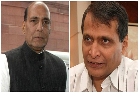 rajnath-singh-and-suresh-prabhu-will-start-tomorrow