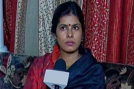 bjp women wing president attack over rahul gandhi