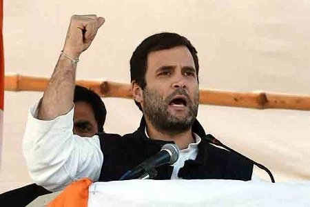 rahul gandhi attack over pm modi over note ban issue
