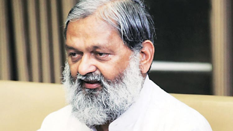 anil-vij-says-kvi-has-sunk-due-to-mahatma-gandhi