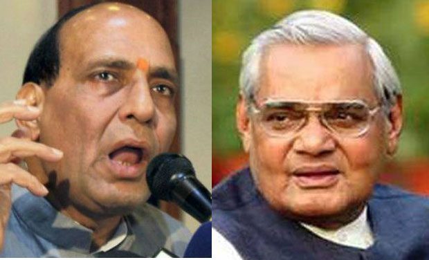 atal bihari and rajnath singh