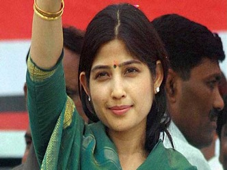 dimple-yadav-says-those-who-supports-sp-now-will-get-respect-after-sp-form-govt