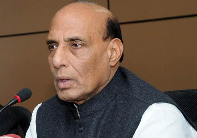 india-is-a-secular-country-discrimination-on-basis-of-castecreedcolour-cannot-be-allowed-here-home-minister-rajnath-singh