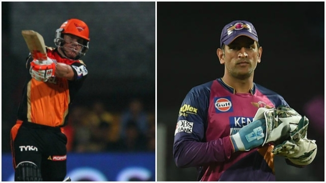 IPL - 10: Beat Pune, beat Hattrick's mood in Hyderabad, then Dhoni will also be on everyone's eye