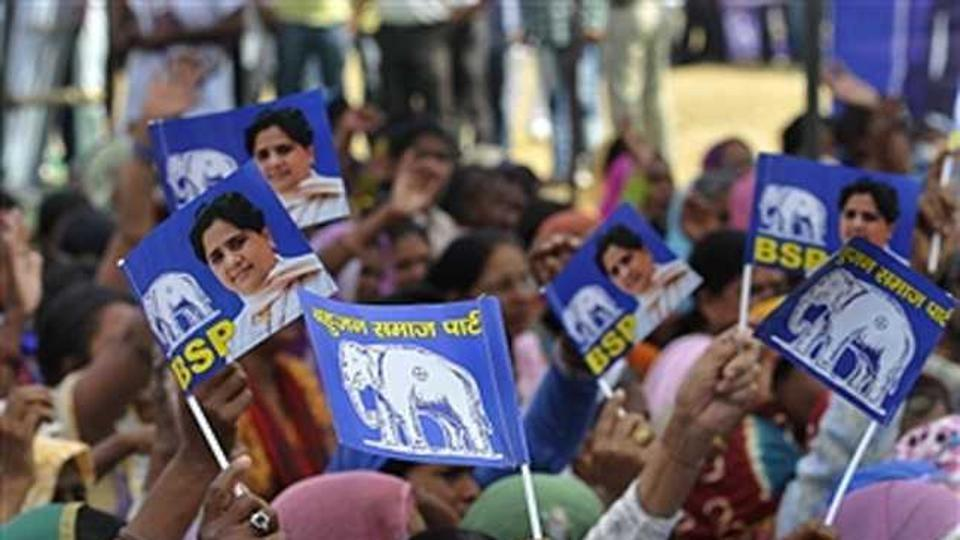 mayawati will contest election for every seat in gujrat