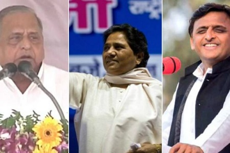Mayawati's love for love, gloom of desperation - State guest house scandal is still aliv