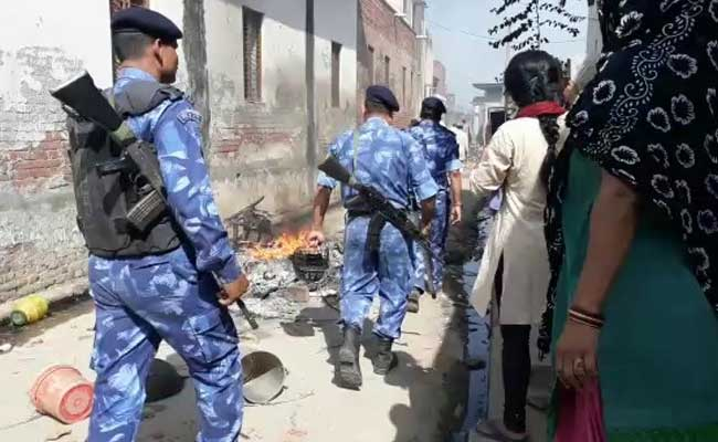 internet banned in saharanpur