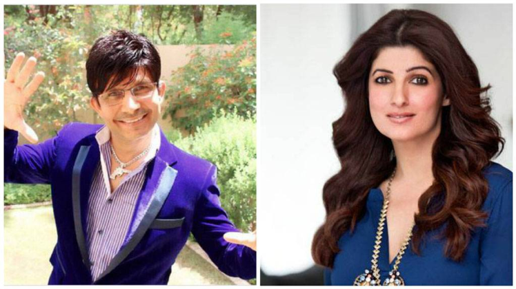 Twinkle Khanna has become mad - Kamal Rashid Khan