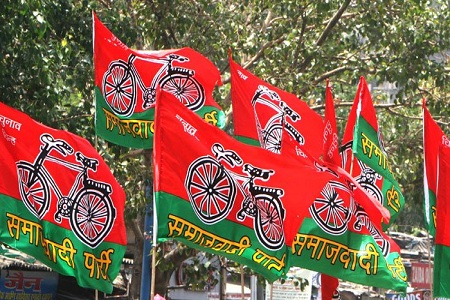 samajwadi party demand regarding governor intervention