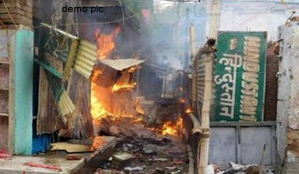 uttar-pradesh-communal-clash-took-one-life-injures-other