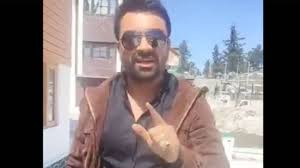 actor-ajaz-khan-released-the-video--the-army--s-joke
