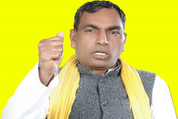 Cabinet minister Omprakash Rajbhar will give up resignation, threat to CM Yogi