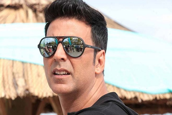 Akshay Kumar shoots 'Gold' in London