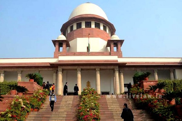 Government can not strip anyone's property: Supreme Court