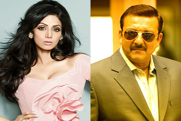 After 25 years, Sanjay Dutt and Sridevi will be seen together