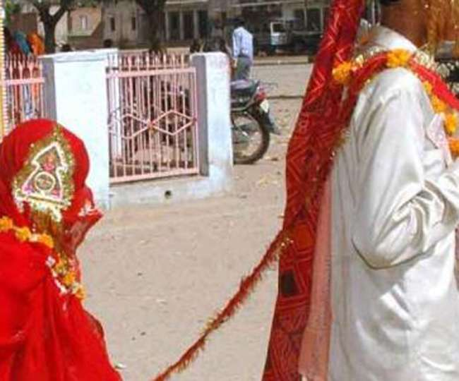Five men including a groom arrested for marrying a minor girl
