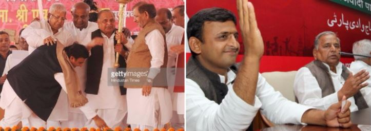 Son Akhilesh's political successor, brother Shivpal's no lane pulse