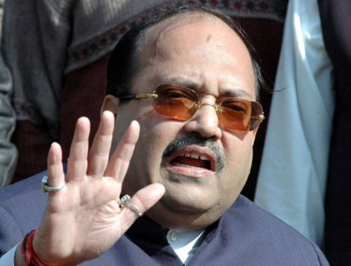 amar singh said, narendra modi is the best prime minister