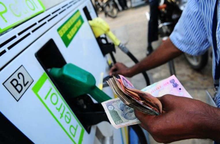 petrol and diesel cheap in gujrat