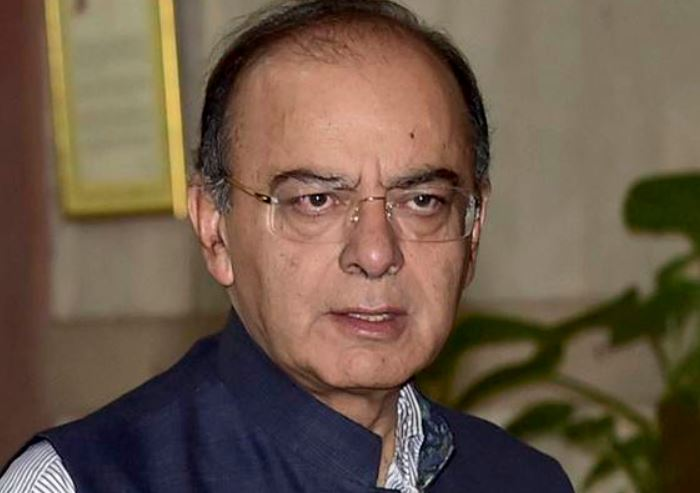 arun jaitley speaking on GST