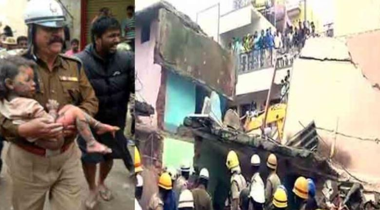 Bengaluru: 6 killed due to cylinder blasts in a house