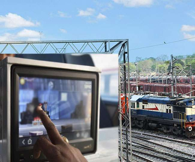 railway-passengers-will-get-all-information-to-put-finger-on-screen-key-ask