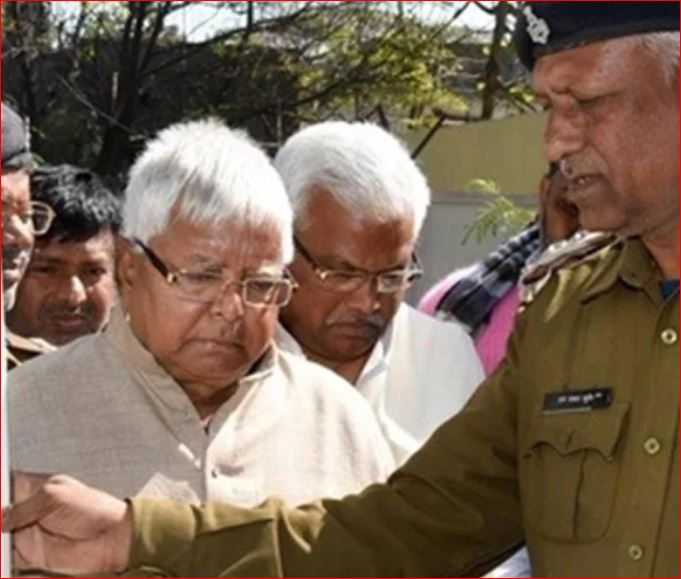 Laloo Yadav gets punishment for so many years in the fourth case of fodder scam
