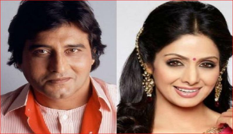 Sridevi received Best Actor and Vinod Khanna Award for Dada Saheb Phalke