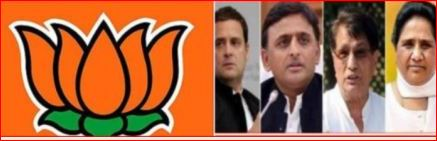 Major coalition in UP