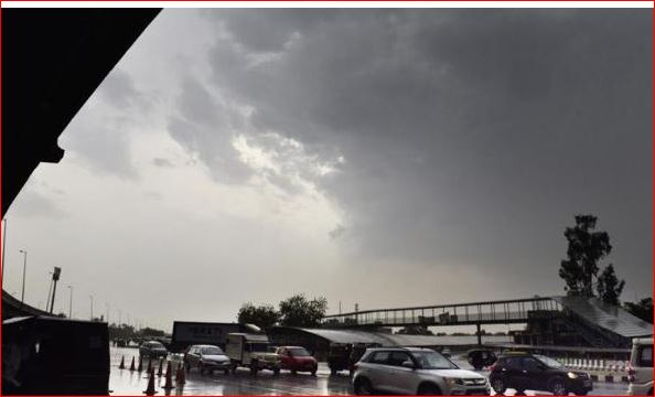 Weather department alert in many states of the country including Delhi-NCR