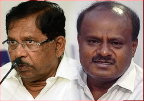 Before proving the majority of the JDS, Deputy CM God God speaks, it is not yet decided to remain CM of Kumaraswamy