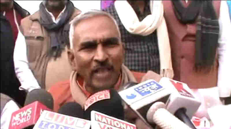 BJP MLA say sharp words Comparing officials of prostitutes