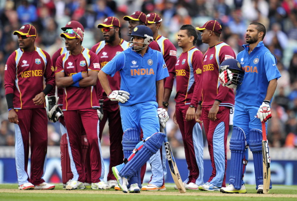 India and West Indies teams arrive today in Lucknow