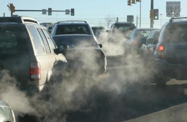 Measures to avoid polluted air, such a healthy